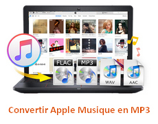 convertir Apple Music en MP3