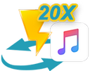 iTunes Audio Converter pour Mac