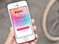 Apple Music enregistrement