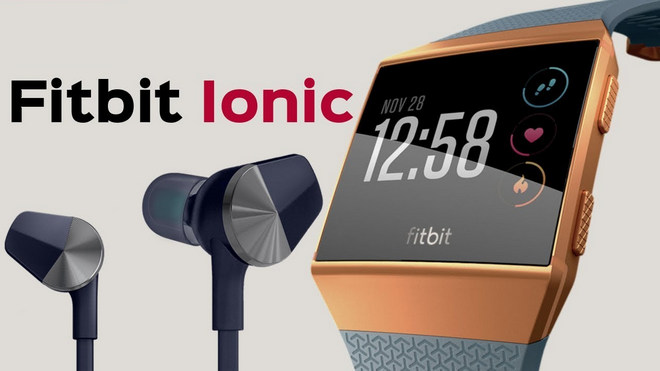 synchroniser Spotify Music à Fitbit Ionic