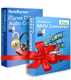 NoteBurner DRM Suppression Série pour Mac