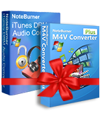 NoteBurner DRM Suppression Bundle pour Windows