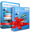 Ultimate Video Converter pour Mac+M4V Converter Plus pour Mac